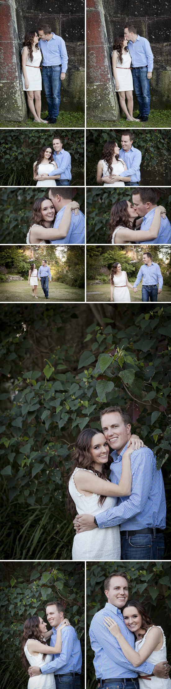 Hayley & Matt's Engagement Photos | Gunner Barracks Sydney
