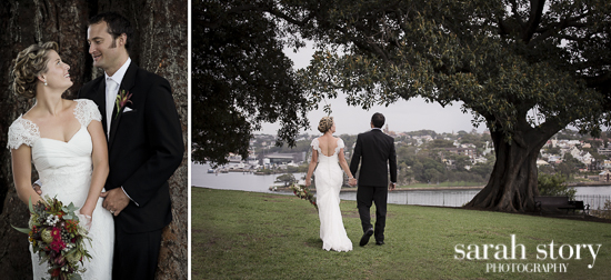 Observatory Hill Wedding Sydney